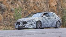 2019 Mercedes-AMG A45 spy photo