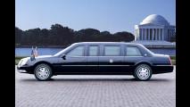 Cadillac DTS Presidential