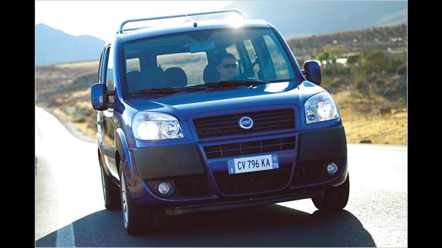 Fiat Doblò: Feinschliff für den praktischen Italiener