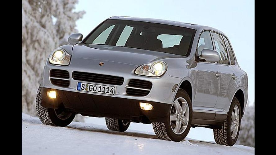 Porsche gibt Gas: Cayenne treibt Verkaufszahlen in die Höhe