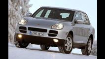 Porsche gibt Gas