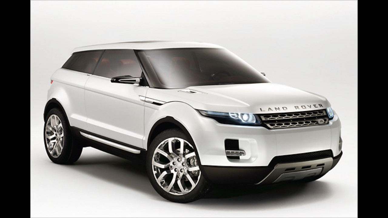 Studie Land Rover LRX