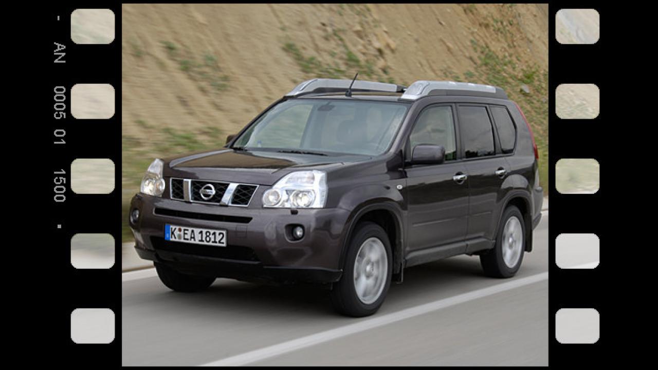 Nissan: Schön, groß