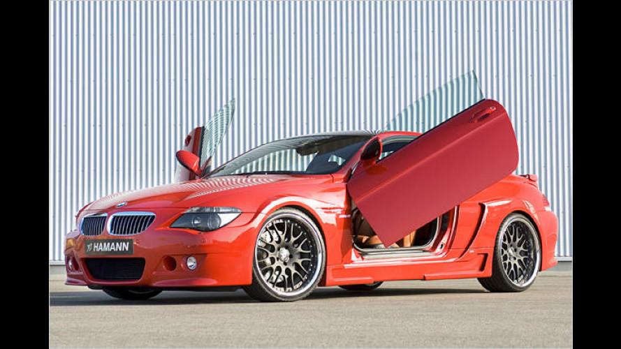 Breiteres Grinsen: Der BMW M6 Edition Race von Hamann
