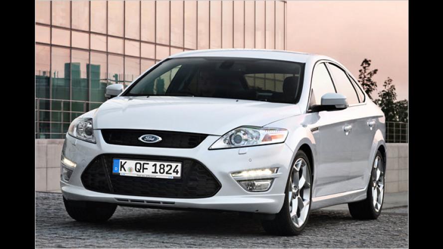 Ford Mondeo erhält Facelift und zwei neue Motoren