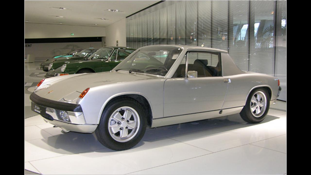 VW-Porsche 914/8