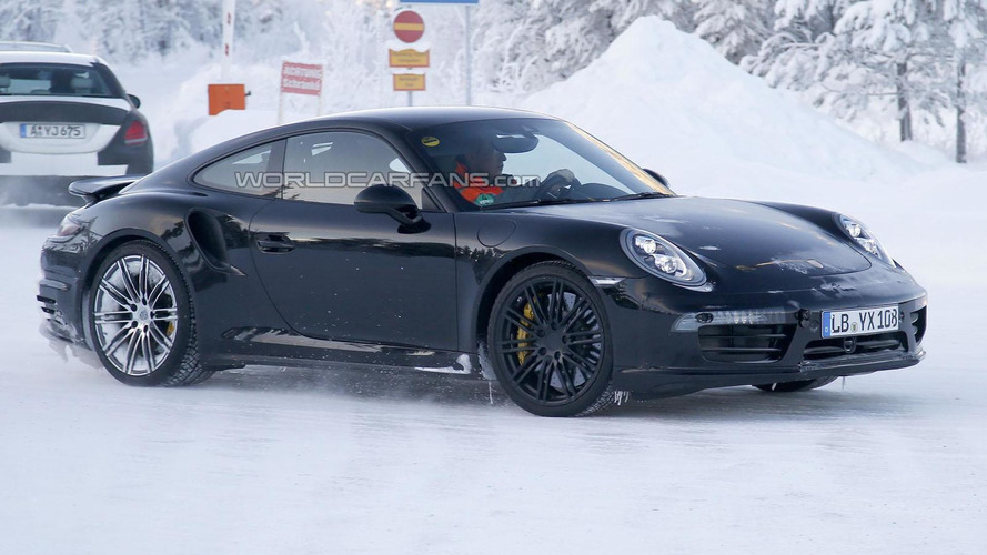 2016 Porsche 911 Carrera to have a 2.7-liter turbo with up to 407 PS