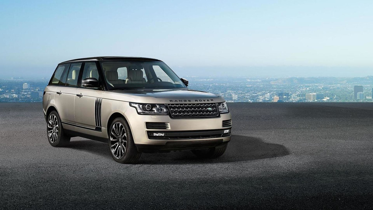 2014 Range Rover with Black Pack 04.9.2013