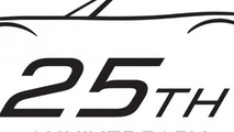 Mazda MX-5 25th anniversary logo