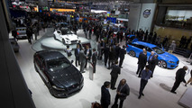 Jaguar XFR-S Sportbrake live in Geneva