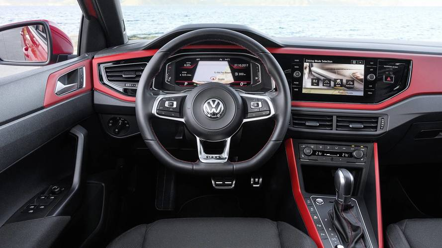Yeni Polo GTI'ın içinde bir yolculuğa ne dersiniz?