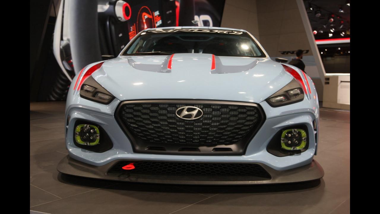 Hyundai al Salone di Parigi 2016