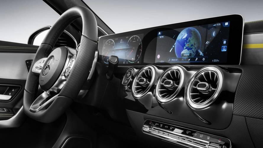 Mercedes-Benz, kompakt otomobilleri için yeni multimedya sistemini tanıtacak