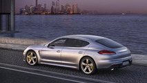 2014 Porsche Panamera and Panamera E-Hybrid officially revealed [video]