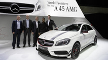 2013 Mercedes-Benz A45 AMG at 2013 Geneva Motor Show