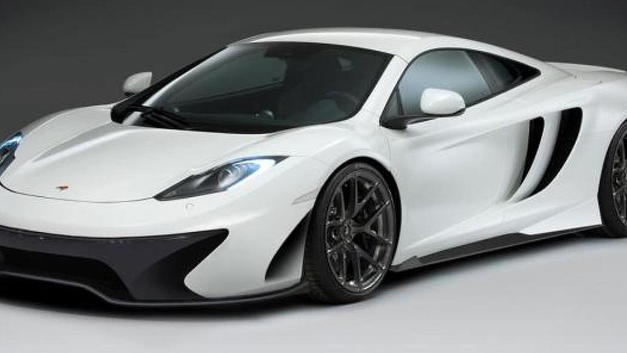 Vorsteiner McLaren-V Concept 03.6.2013