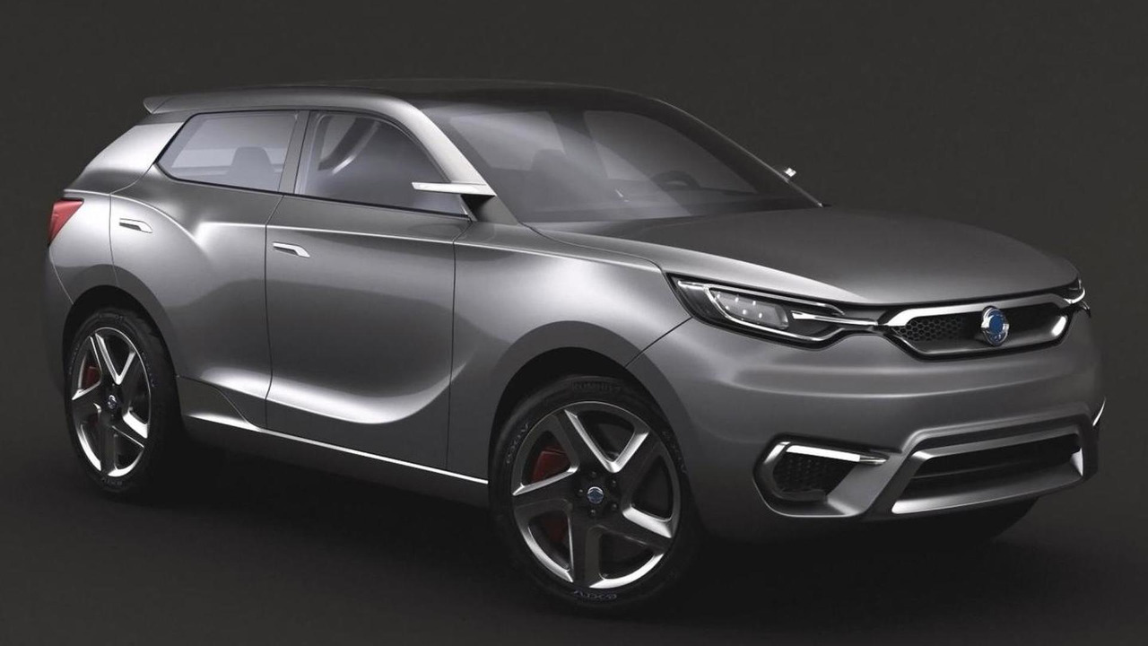 2013 SsangYong SIV-1 concept