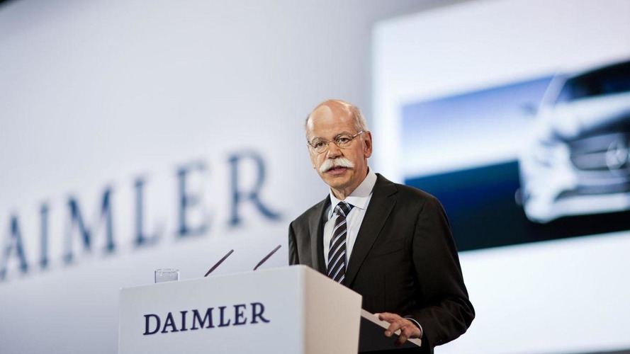 Daimler boss says Dieselgate blow to German auto industry