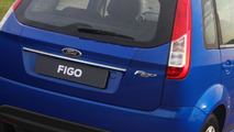 2013 Ford Figo facelift