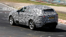 Land Rover Range Rover Sport Coupé photos espion