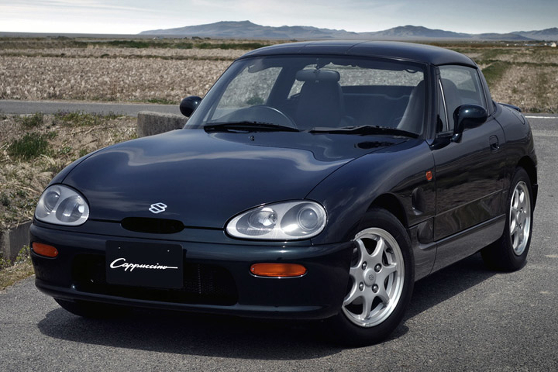 Bold Rides: The ABC's of 90's Kei Cars