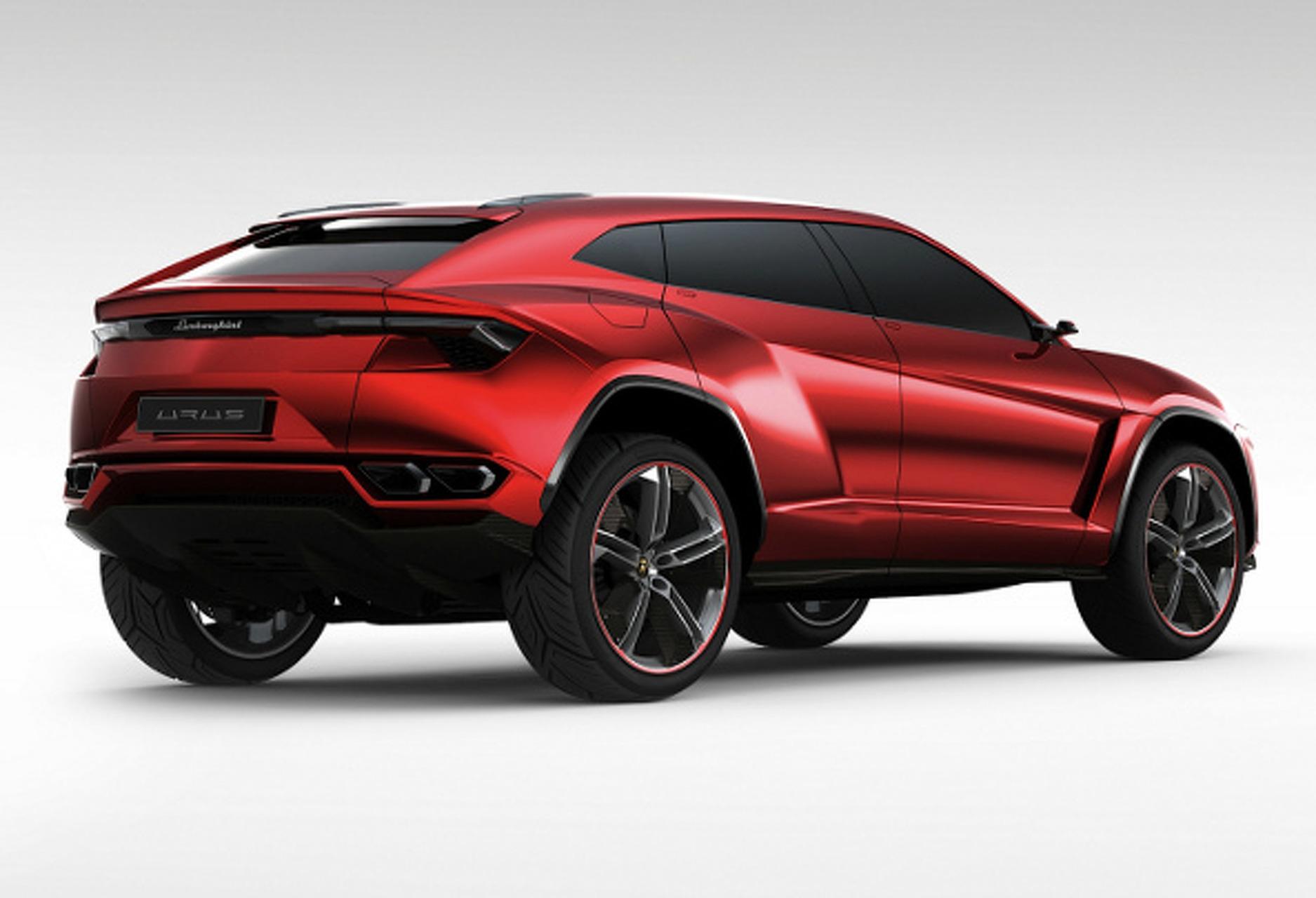 Lamborghini Urus, daha güçlü SV versiyonuna sahip olabilir