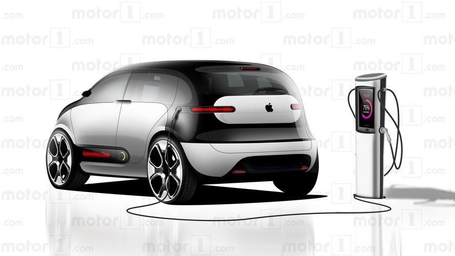 Apple'ın otomobiline 'içi boş silindirik' bataryalar mı geliyor?