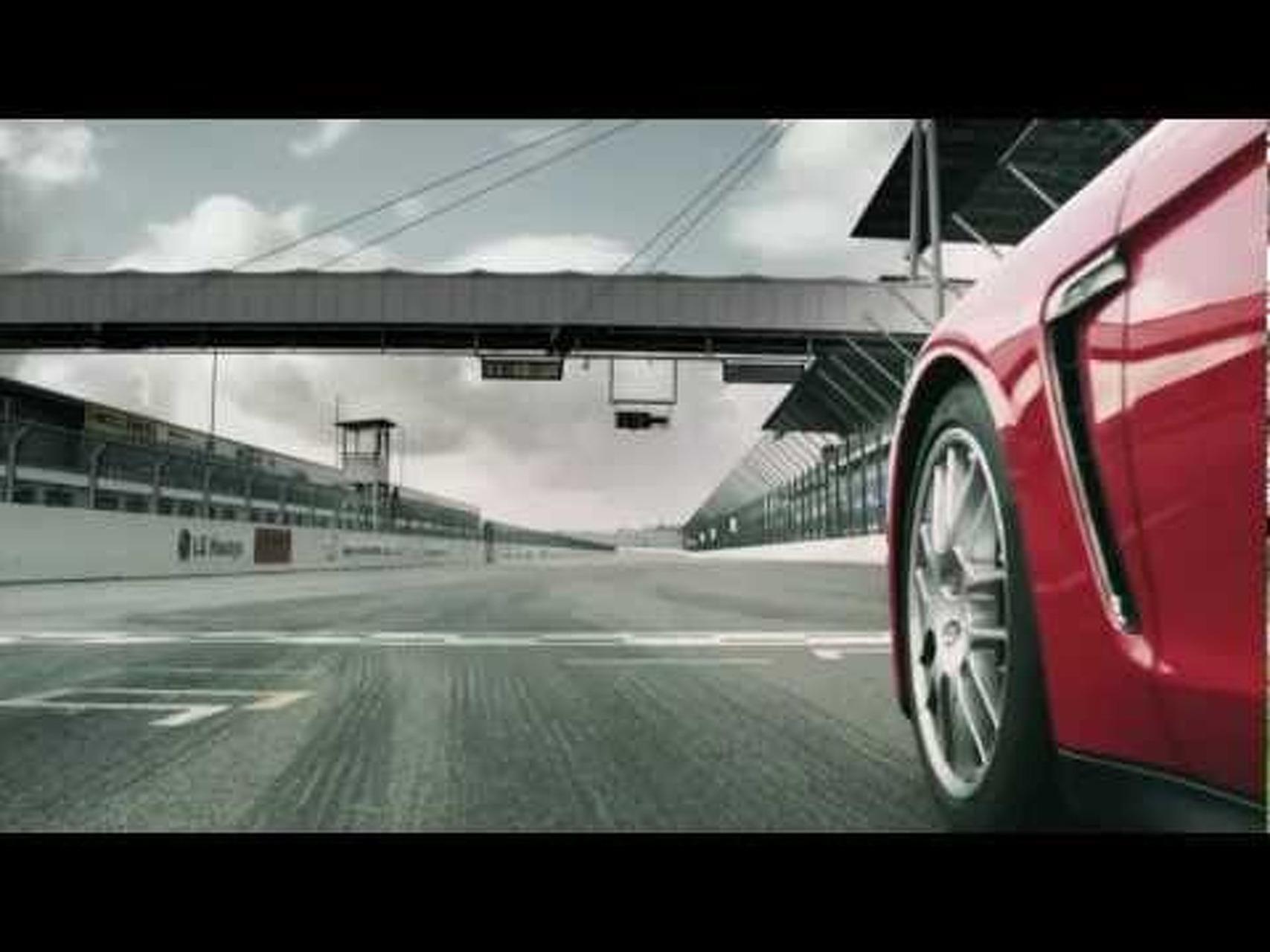 2012 Porsche Panamera GTS Promotional Clip