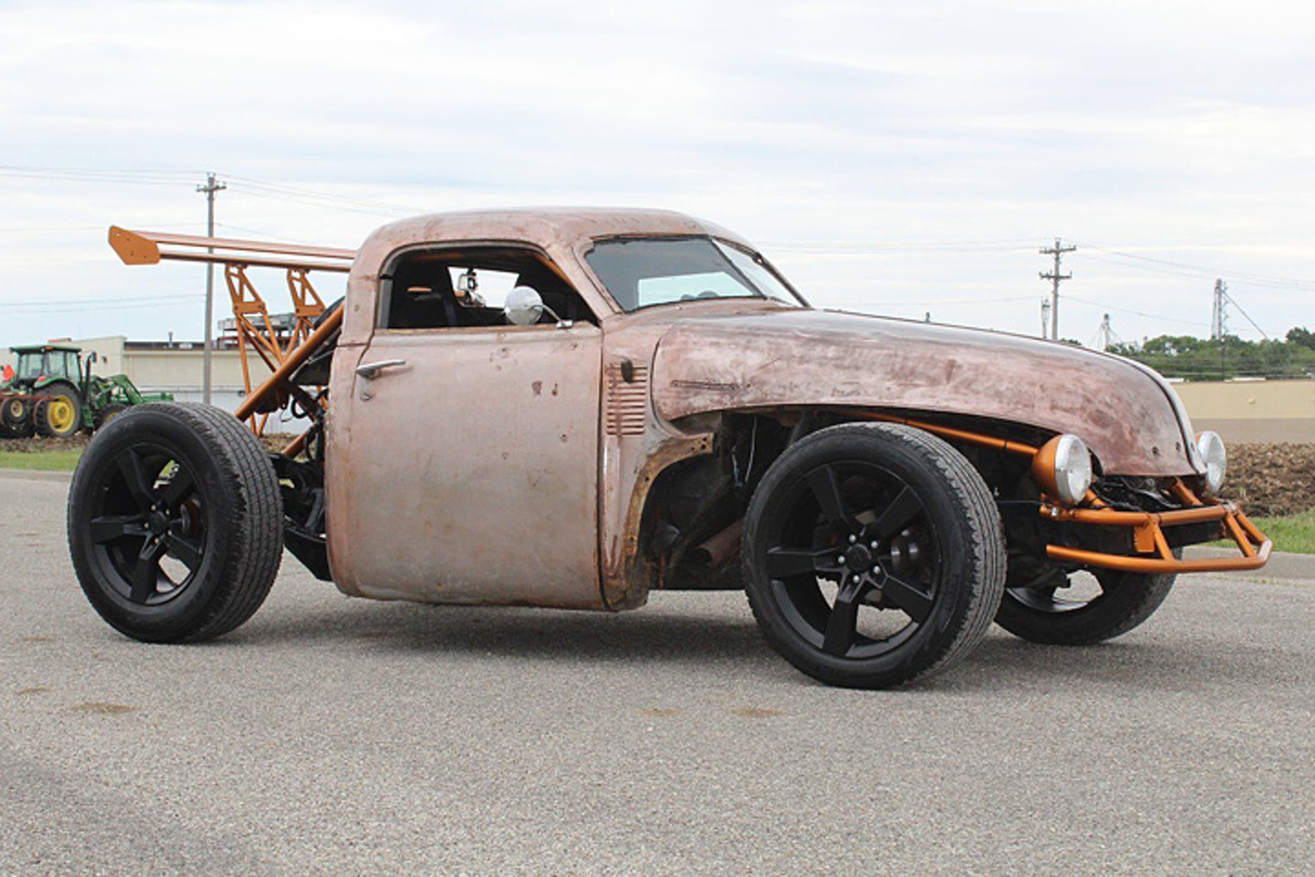 is this 47 chevrolet a rat rod or a sports car product 2016 05 21 090011