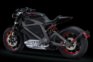 Harley-Davidson is Rolling out an Electric Motorcycle