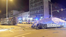 2016 BMW 7-Series accident