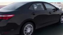 Toyota Corolla facelift