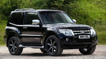 Mitsubishi Shogun Barbarian announced