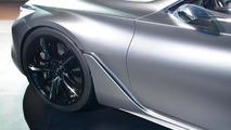 Infiniti Q60 concept at 2015 NAIAS