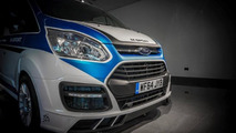 Limited edition Ford Transit by M-Sport and Van Sport
