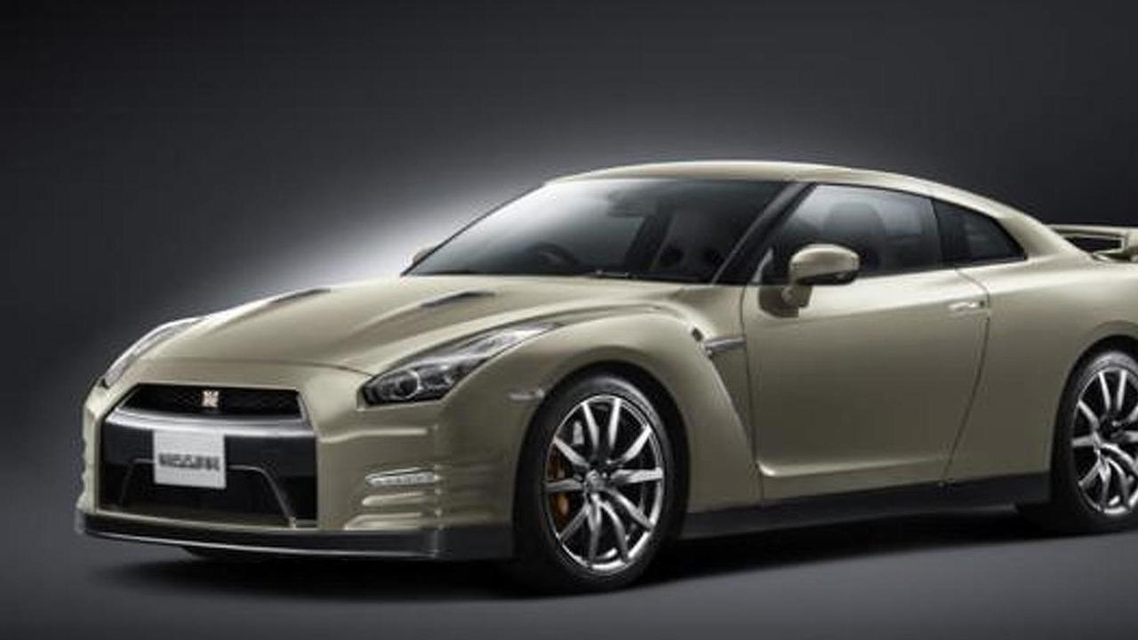 Nissan GT-R 45th Anniversary Edition
