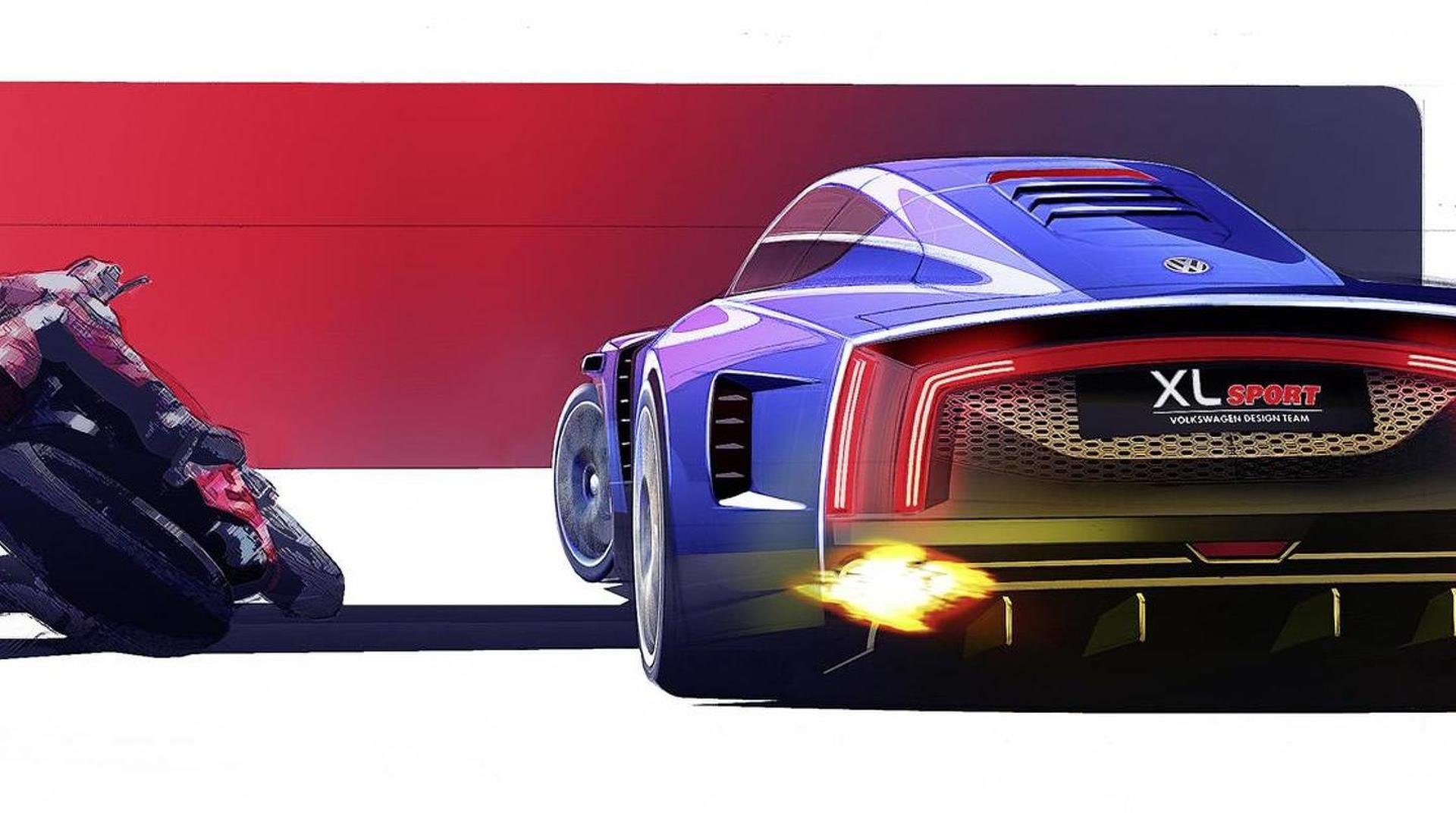 XL Sport от Volkswagen Design Team