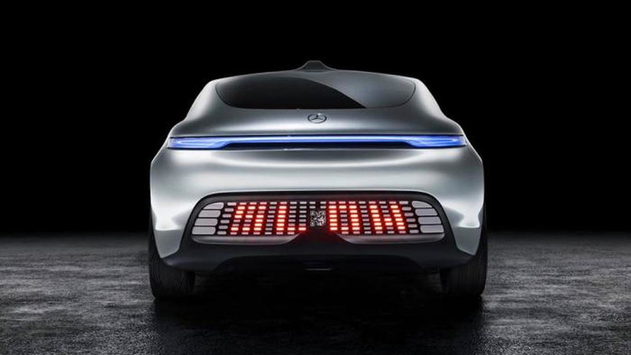 Mercedes-Benz F 015 Luxury in Motion concept new images and details released