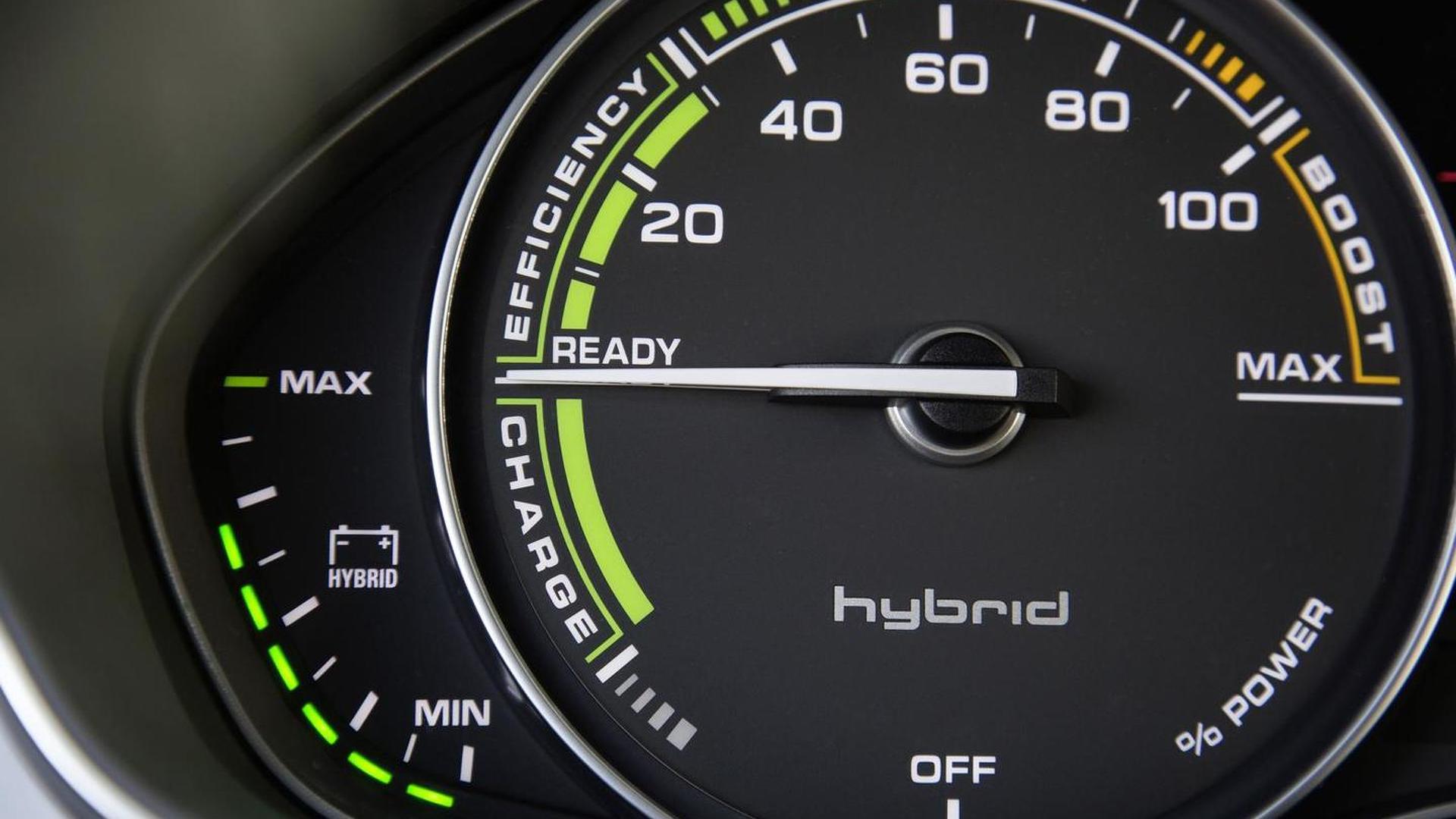 Приборная панель Audi A7 Sportback h-tron quattro