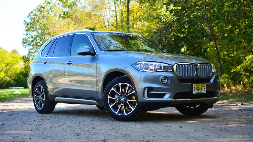 2017 BMW X5 xDrive35d Review: Smooth Operator
