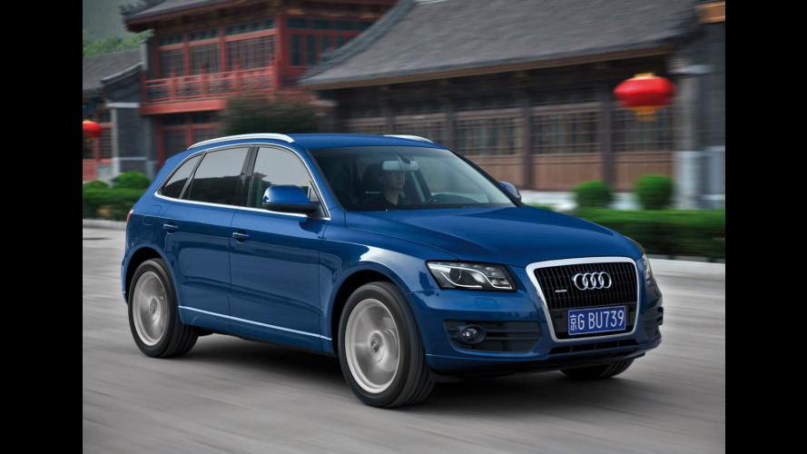 Audi Q5 Advanced e Advanced Plus