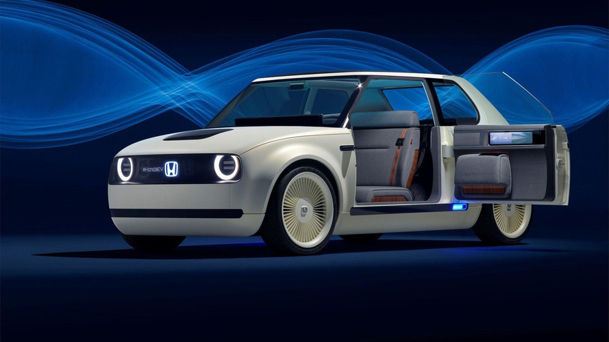 [VİDEO] Honda Urban EV konsepti