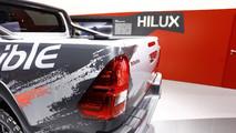 Toyota Hilux 'Invincible 50' live in Frankfurt
