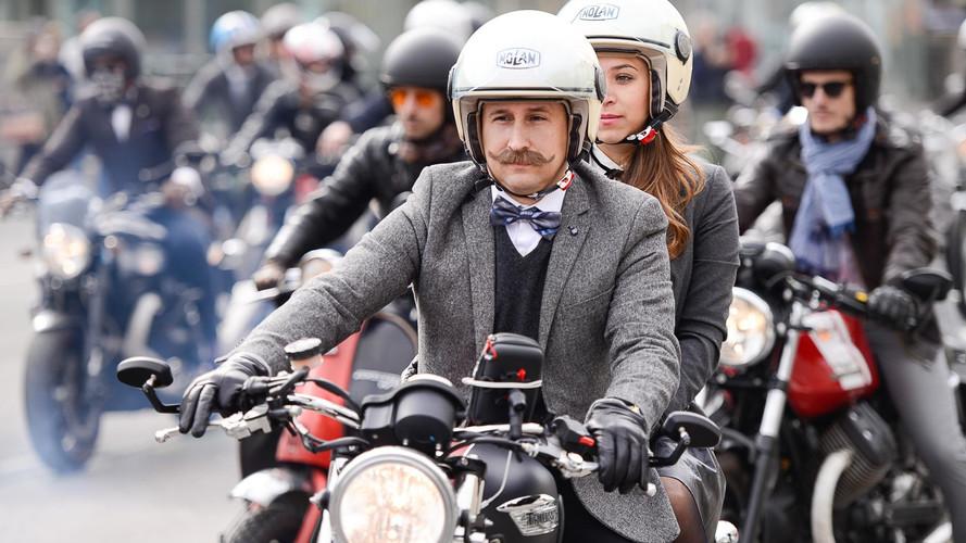 Triumph vuelve a apostar por la jornada benéfica Distinguished Gentleman's Ride