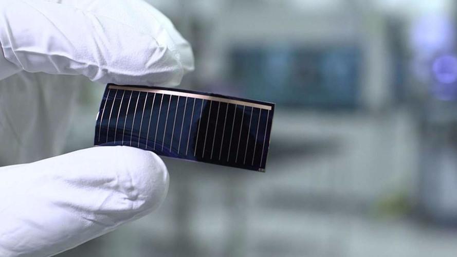 Audi cellule photovoltaique