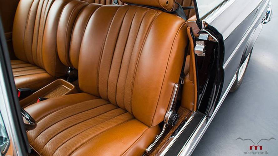 Mercedes-Benz W111 M-Coupe 5.5