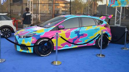 Check Out All The Other Wild Cars At SEMA [108 Photos]