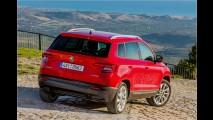 Kompakt-SUV Skoda Karoq im Test