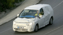 New Renault Scenic Spy Photos