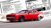 Challenger Hellcat Lead